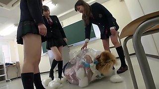 most cruel japanese high school girls
