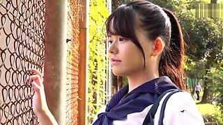 HKD-011 あの頃、制服美少女と。 音羽るい