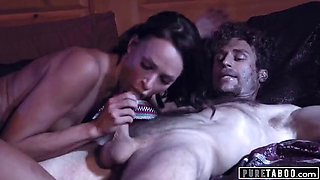 Pure taboo emily willis is stalked and fucked at the cabin