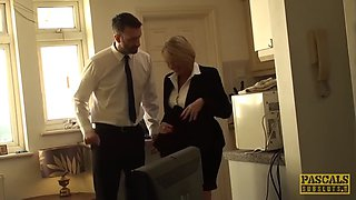 Pascalssubsluts busty milf amy dominated by pascal white