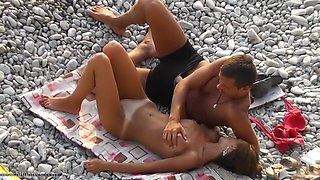 Incredible Homemade clip with Beach, Voyeur scenes