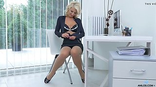 Luci Angel the secretary