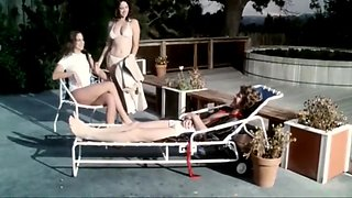 Oui Girls With Joey Silvera, Sharon Kane And Lisa Deleeuw