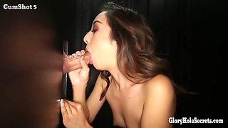 Mila Jade Movie - GloryHoleSecrets