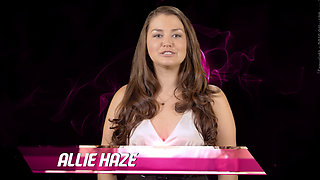New edition of Affect3D news video with Allie Haze