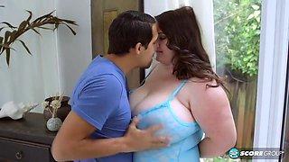 Danica Danali - The Huge Boobs Of A Raunchy Housewife