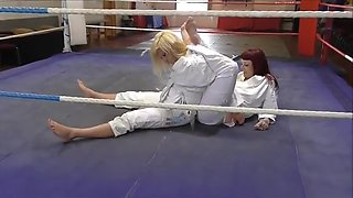 Wrestling Submissions Girls