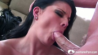 Smoking MILF wants to get her pussy plowed
