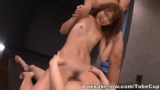 Megumi Shino Hot Asian chick has sex