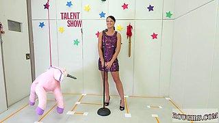 Huge boobs ass fuck Talent Ho