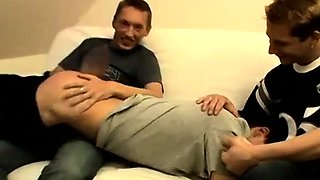 Naked dark haired mature men gay sex Skuby Gets Rosy Cheeks!