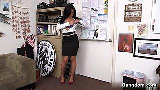 Selena Santana in Sexy Selena! Video