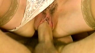 milf ass rough destroyed by big dick
