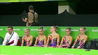Gymnast ana derek